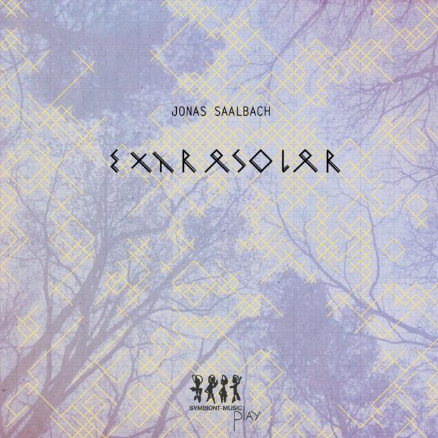 SMP009 - Jonas Saalbach - Extrasolar - Cover