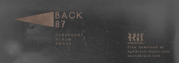 SM028 // Dub Resort - Back87 / Album - BANNER