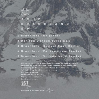 Cover of SMP012 // Acud - Brachladn EP