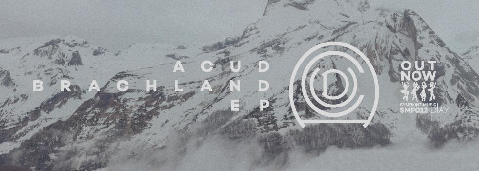 SMP012 // Acud - Brachland EP OUTNOW