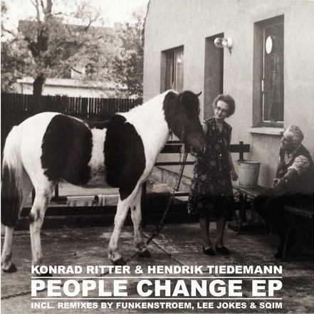 Cover // Ritter und Tiedemann - People Change EP