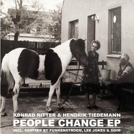 Cover // Ritter und Tiedemann - People Change EP