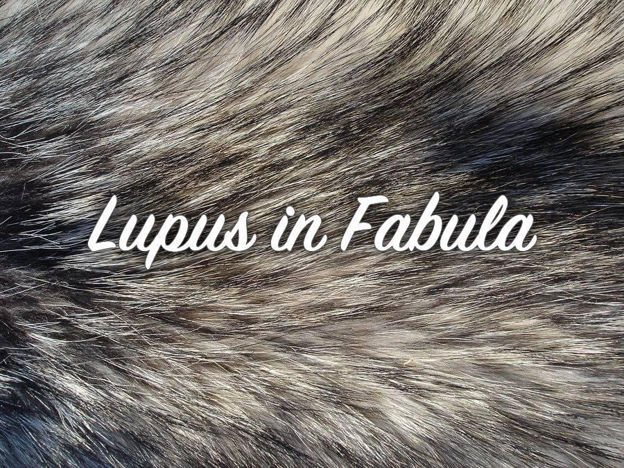 Banner von Lupus in Fabula