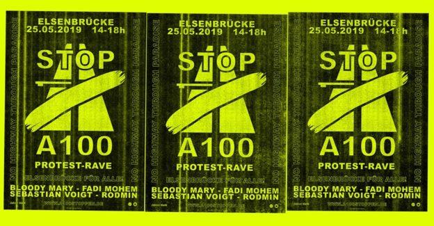 Flyer - A100 Stoppen